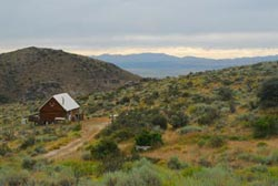 Nevada mountain cabins for rent with ruby crest ranch for Cabin rentals in nevada